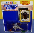 1990 WILLIE RANDOLPH #12 sole Los Angeles Dodgers Starting Lineup + 1976 card