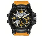Military Watches Army Men's Wristwatch LED Quartz Watch Sports Outdoor Gift New