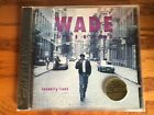 New WADE HUBBARD Insanity Lane CD 1994 Vibration Entertainment Factory Sealed
