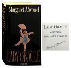 Margaret Atwood Lady Oracle Signed 1st Edition 1976