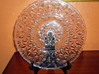 Clear Glass Platter/Plate Scalloped Edge Vintage 11 3/4