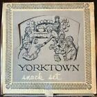 Vintage Yorktown Snack Set Four Plates and Four Cups Original Box