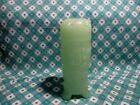 Jadeite Green Glass Grape Design Hat Pin Holder in Excellent Condition