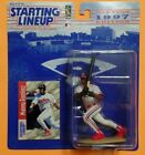 Starting Lineup 1997 Figure and Card Manny Ramirez Indians MLB