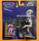 1999 ROOKIE STARTING LINEUP - SLU - MLB - KERRY WOOD - CHICAGO CUBS