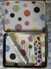 Creative Memories Action Pack Tin NEW Pen Stickers ABC 123