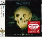 DEF LEPPARD RETRO ACTIVE 2016 JAPAN RMST SHM HIGH FIDELITY FORMAT CD - PERFECT!