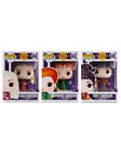 Funko POP Hocus Pocus - WINIFRED MARY SARAH SANDERSON SISTERS Complete Set of 3