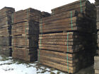 """Reclaimed Oak Railway Sleepers Grade """"A"""" (delivery available)."""