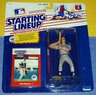 1988 JIM PRESLEY #17 Seattle Mariners Rookie * FREE s/h * sole Starting Lineup