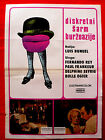 DISCREET CHARM OF THE BOURGEOISIE 1972 FERNANDO REY BUNUEL EXYU MOVIE POSTER 2