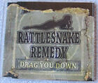 Rattlesnake Remedy ~ Drag You Down CD Single ~ 3 track EP ~ BEM Records 2006