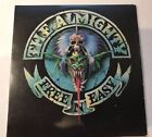 THE ALMIGHTY Free N' Easy CD 1991 PROMO ONLY USA Black Star Riders Ricky Warwick