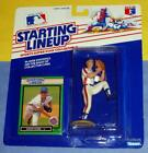 1989 DAVID CONE New York Mets Rookie #44 * FREE s/h * Kenner Starting Lineup
