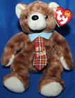 TY BEANIE BABY PAPPA 2004 MINT BEAR BROWN 2003 RETIRED #1 DAD FATHER'S DAY