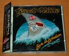Great White - Live In London - 1990 Capitol Records Japan CD With Obi TOCP-6147