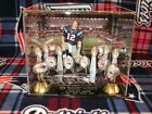 New England Patriots 2018 Super Bowl Brady McFarlane Figure 6 Ring Display Case
