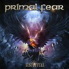 PRIMAL FEAR BEST OF FEAR 17&11tracks Japan Bonus Track CD/OBI
