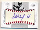 2015 National Treasures * DAVE WINFIELD * On Card Auto Autograph * #4 10