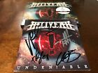 HELLYEAH Undeniable CD Autographed SIGNED! Vinnie Paul PANTERA DAMAGE PLAN, DOWN