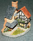 1994 David Winter Cottage 15 Lawnside Road Handpainted Made in England