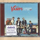 +POSTER----> THE VAMPS Somebody To You CLAIRE'S CD Move My Way DEMI LOVATO  0108