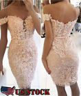 Sexy-Women-Sequin-Off Shoulder-Bodycon-Evening-Party-Cocktail-Club-Mini-Dress
