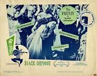 OSCAR Golden Globe  Cannes winner Lobby Card 2 BLACK ORPHEUS 1959 OriginalEX