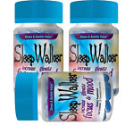60 Capsules 3 Bottles Sleep Walker Mood Enhancer Authentic