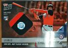 JUAN Juanjo SOTO 2018 Topps Now Players Weekend RELIC RED Parallel RC Card 03 10