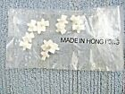 Vintage Kenner 1977 STAR WARS Early Bird Mail Away Foot Pegs Bag of 12 RARE