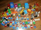 LEGO DUPLO BLOCK Mini Figures Figs Building Peppa Pig Circus Jake Pirate Ship