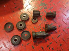 KAWASAKI ZL1000 ZL 1000 ZL900 ZG1000 ENGINE MOTOR MOUNT RUBBER  BUSHINGS