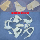 Unpainted ABS Fairing Set Bodywork Cowl Panel Fit For Kawasaki Ninja ZX9R 98-99