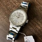 ORIS F1 Team Day Date 7560 Automatic Swiss Watch Silver/White Dial