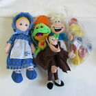 Lot of 5 plush toys dolls beanies cereal advertising Dig-Em Count Chocula Sonny