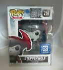 Funko POP Heroes Justice League SteppenWolf #214 Legion Of Collectors Exclusive