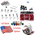 Full Set Generic Motor Fairing Bolt Kit Fasteners for Trium Sprint GT 2000-2012
