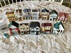 Hallmark Ornaments Nostalgic Houses and Shops Lot 1985-1996, Mini Chevy Bel Air
