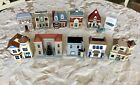 Hallmark Ornaments Nostalgic Houses and Shops Lot 1997-2005, Mini Chevy Bel Air