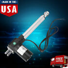 IP54 DC12V Linear Actuator 6000N 1320lbs Max Lift 8 20in Stroke Electric Motor