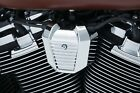 Kuryakyn Precision Chrome Coil Cover Trim Accent Harley Milwaukee 8 2018 Softail