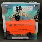 2019 Rittenhouse The Orville Season 1 Sealed Archives Box A & B