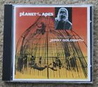 Planet of the Apes Movie Motion Picture Soundtrack Jerry Goldsmith CD w/ prev un
