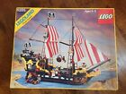 Lego Pirate System Set 6285 Black Seas Barracuda Complete EUC w/ Box, Manual!