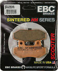 Sachs Mad Ass 50 125 Front SFA Sintered Scooter Brake Pads EBC SFA86HH