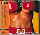The Main Attraction ALL THE WAY 1995 BMG-Victor Japan CD Reissue OOP RARE