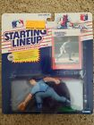 Starting Lineup Sports Superstar Collectibles George Brett With Baseball Card...