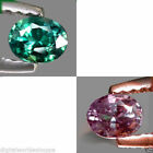 0435Cts CERTIFIED World Class Gem Green 2 Purple Color Change ALEXANDRITE B43
