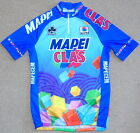 EXCELLENT CONDITION MAPEI CLAS JERSEY SPORTFUL 38 CIRCUMFERENCE